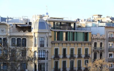 Rooftop Living in Cities